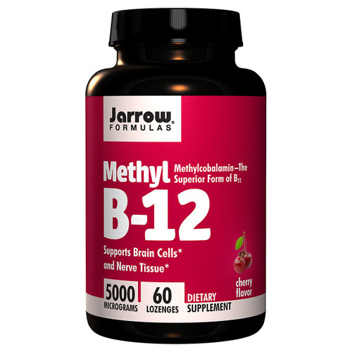 Methyl B-12 5000 mcg 60 lozenges