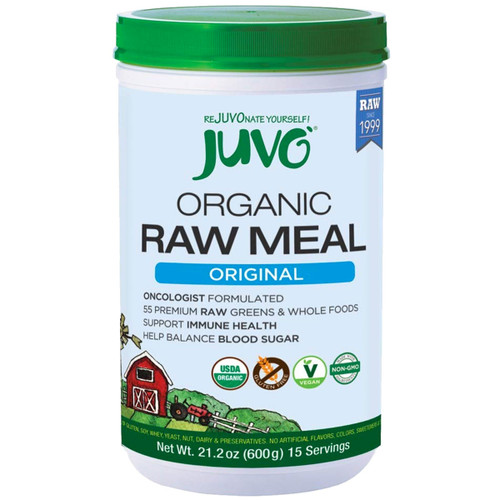 JUVO Organic Raw Meal Original 21.2 oz