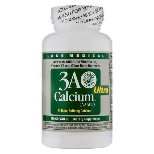 3A Calcium Ultra 167mg 180 caps