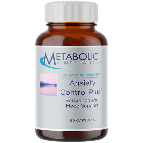 Anxiety Control Plus