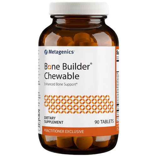 Bone Builder® Chewable <br>(Natural Chocolate) 90 tabs