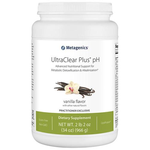 UltraClear® Plus pH Natural Vanilla
