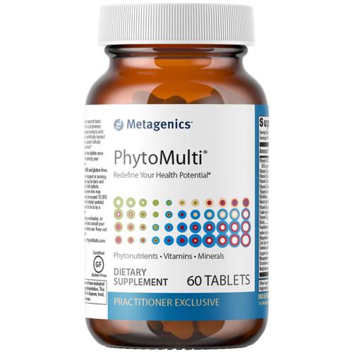PhytoMulti® Tabs (No Iron) 60 tabs