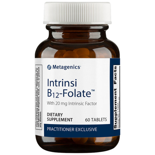Intrinsi B12/Folate™ 60 tabs