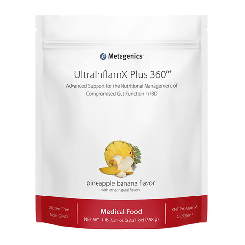 UltraInflamX® PLUS 360° <br>Pineapple/Banana 14 svgs