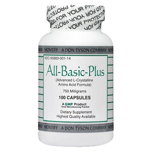 All-Basic-Plus 750 mg 100 caps