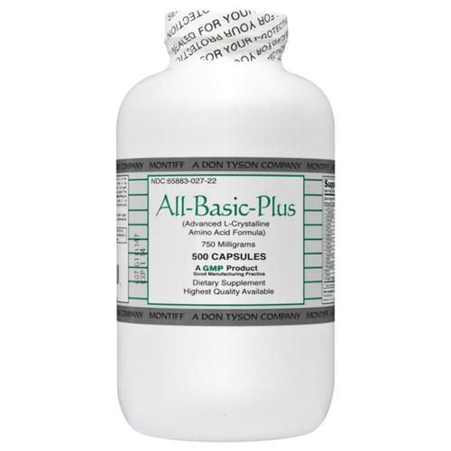 All-Basic-Plus 750 mg 500 caps