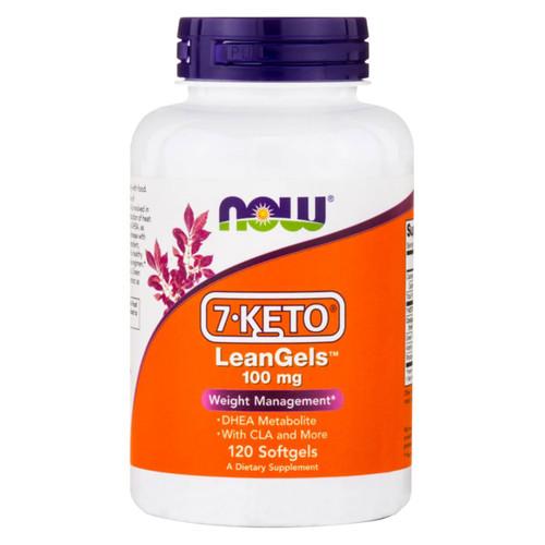 7-KETO LeanGels 100 mg<br>120 softgels