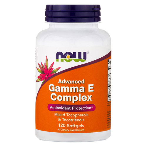 Advanced Gamma E Complex<br>120 softgels