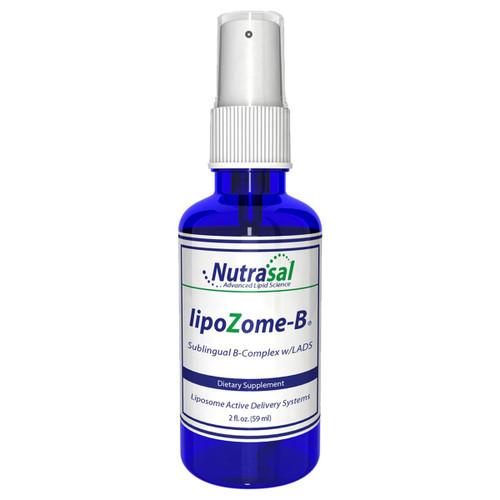 LipoZome B Complex  Sublingual Spray 2 oz