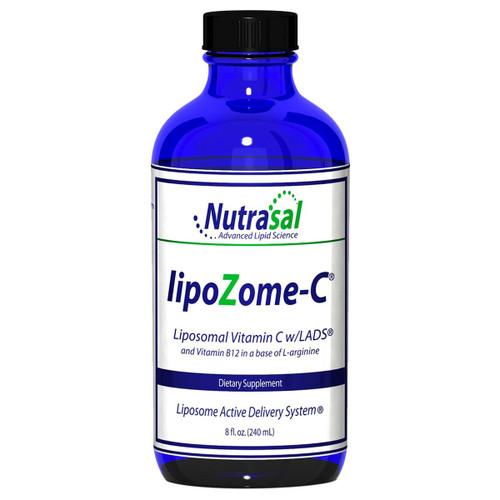 LipoZome C 8 oz Liposomal Vitamin C with B12