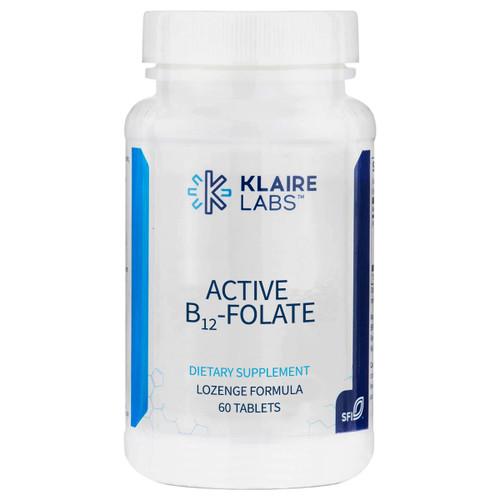Active B12-Folate 60 tabs