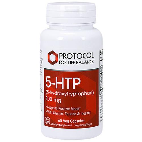5-HTP (5-hydroxytryptophan) 200 mg 60 vcaps