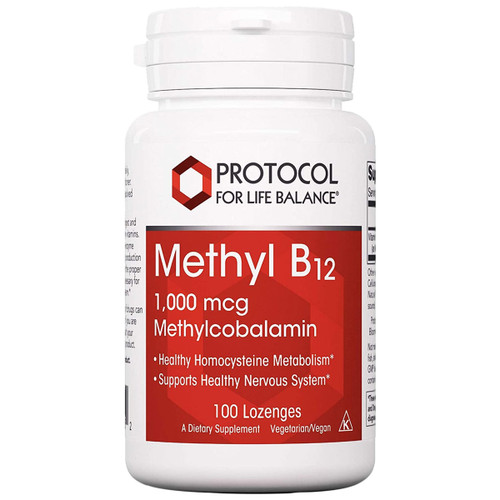 Methyl B12 1000 mcg