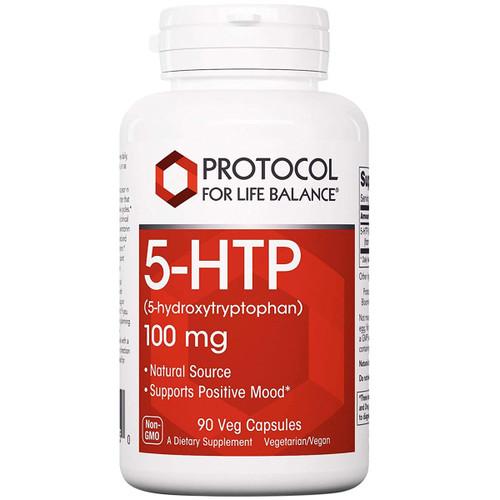 5-HTP (5-hydroxytryptophan) 100 mg 90 vcaps