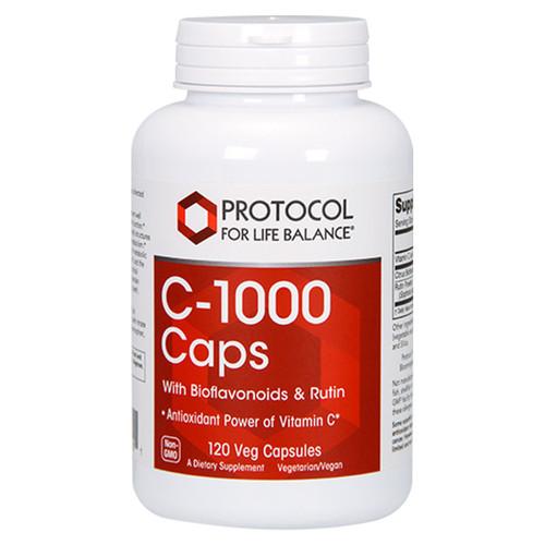 C-1000 Caps 120 caps