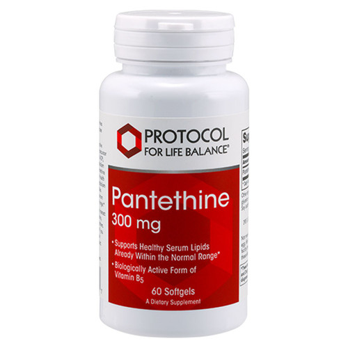 Pantethine 300 mg 60 gels