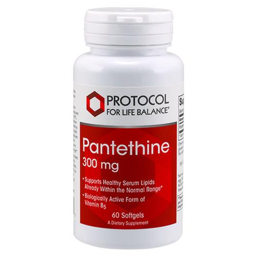 Pantethine 300 mg 60 gels