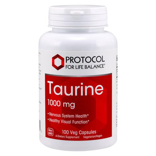 Taurine Extra Strength 100 caps