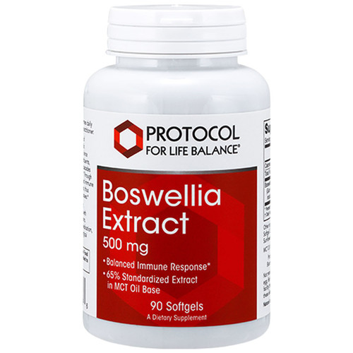 Boswellia Extract 500mg 90 gels