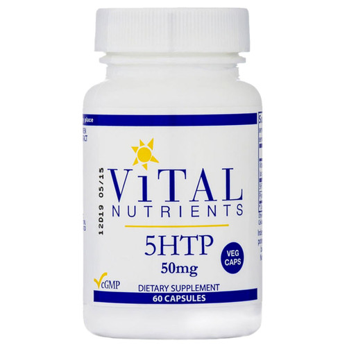5-HTP 50 mg 60 vcaps