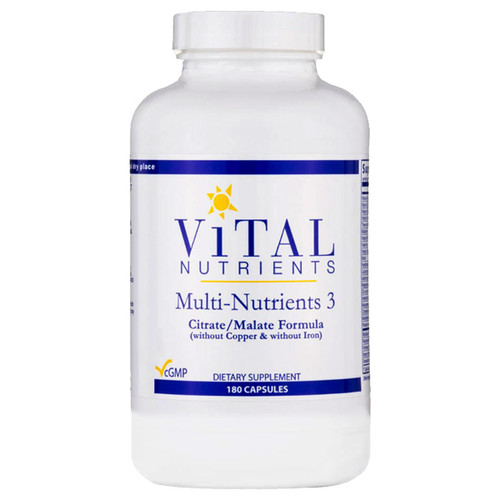 Multi-Nutrients 3 180 caps