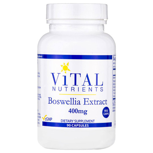Boswellia Extract 400 mg 90 vcaps