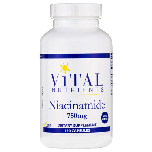 Niacinamide 750 mg 120 caps