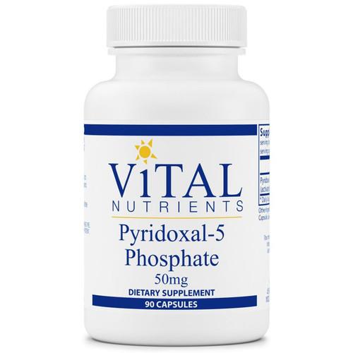 Pyridoxal 5 Phosphate