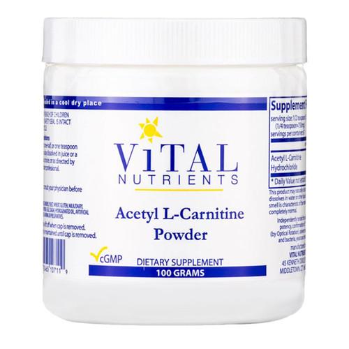 Acetyl L-Carnitine Powder 100 gms