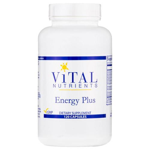 Energy Plus 120 caps
