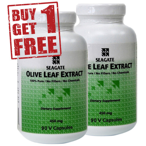 Olive Leaf Extract 450 mg 90 vcaps