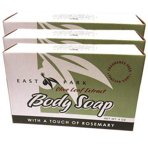 Rosemary Body Bar 3 pack