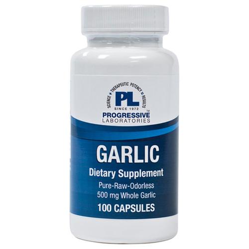 Garlic 500 mg 100 caps