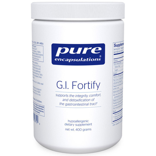 Pure Encapsulations GI Fortify 400 gms