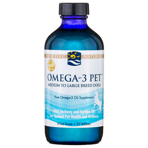 Omega-3 Pet™ for Medium to Large Breed Dogs 8 fl. oz