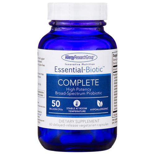 Essential-Biotic™ COMPLETE 60 vcaps