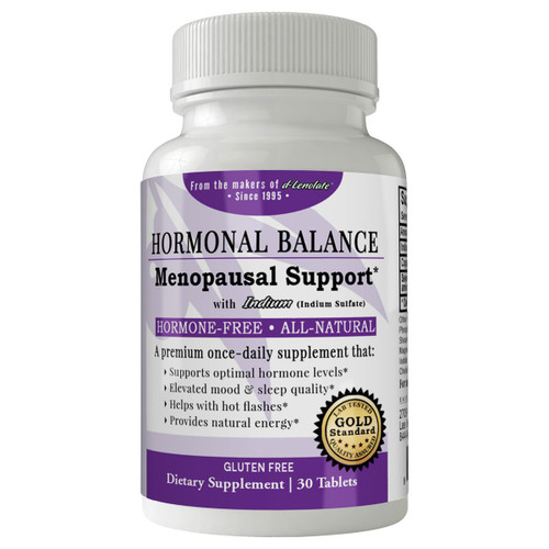 Hormonal Balance with Indium 30 tabs