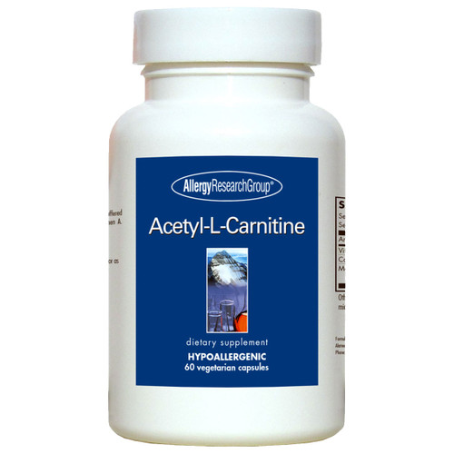 Acetyl-L-Carnitine 500 mg 100 vcapsules