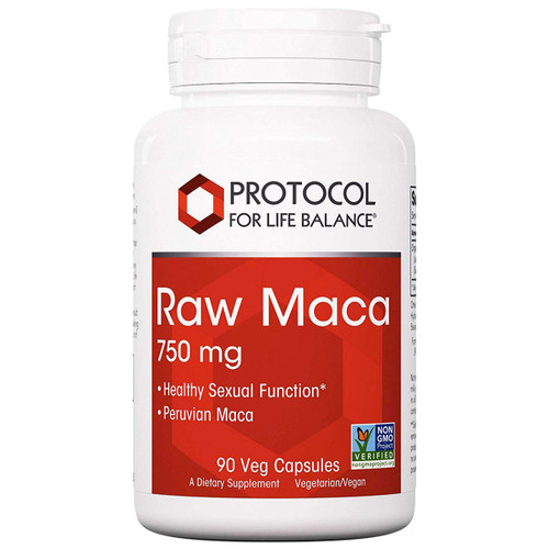 Raw Maca 750 mg 90 vcaps