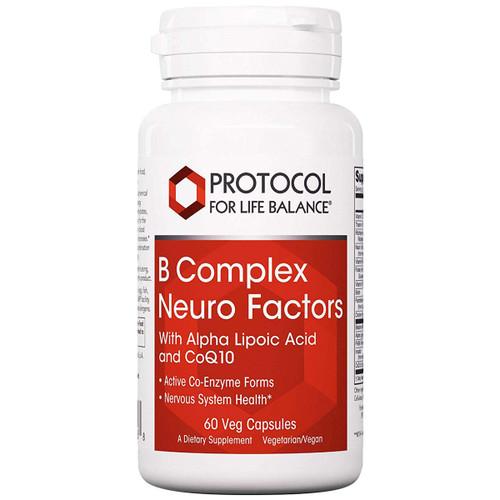 B Complex Neuro Factors 60 vcaps
