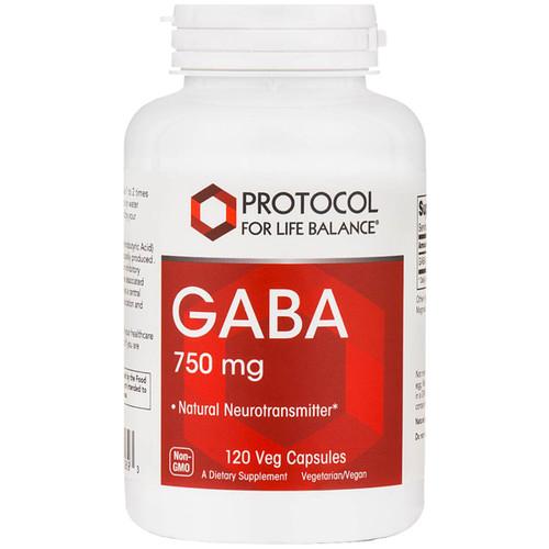 Gaba 750 mg 120 vcaps