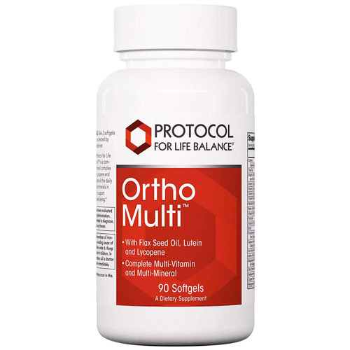 Ortho Multi™ 90 softgels