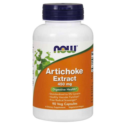 Artichoke Extract 450 mg 90 vegcaps