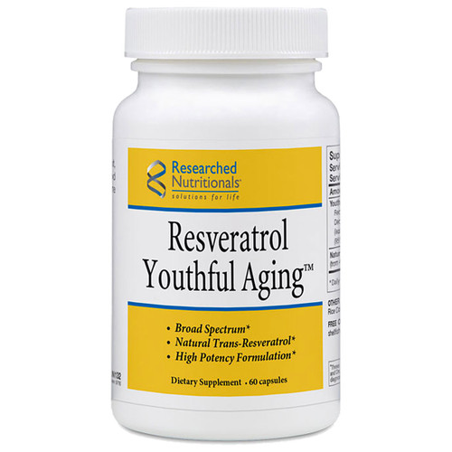 Resveratrol Youthful Aging™ 60 caps