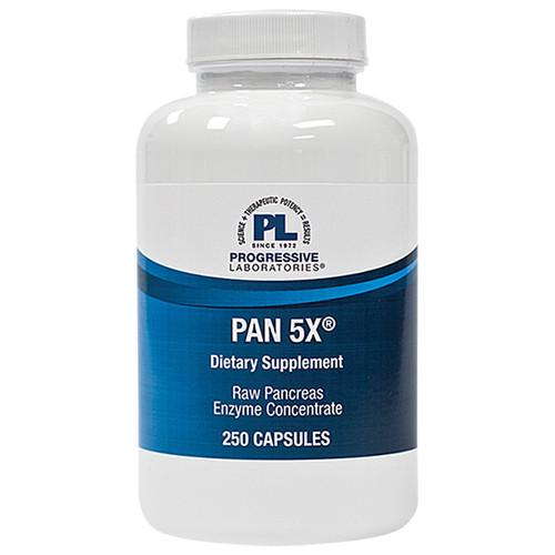 Pan 5X® 250 caps