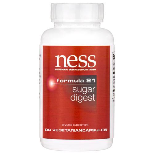 Sugar Digest (Formula 21) 90 vcaps