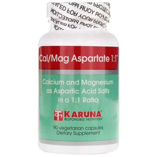 Cal/Mag Aspartate 1:1 90 caps