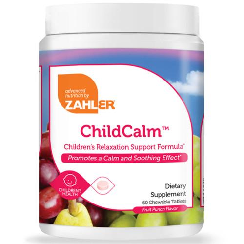 Child Calm 60 chew tabs