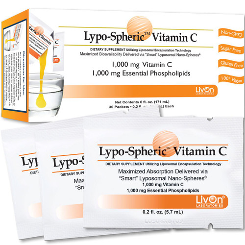 Lypo-Spheric® Vitamin C 30 packs